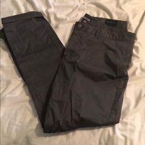 Gray Michael Kors pants
